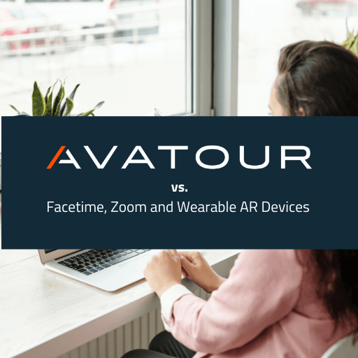 How Is Avatour Different From Zoom, FaceTime, and Other Platforms?