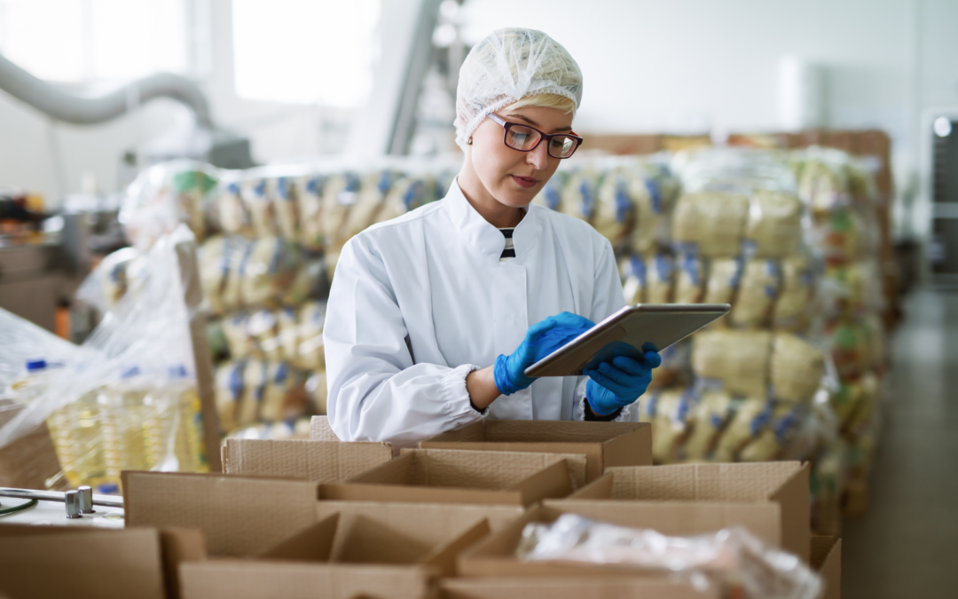 Remote Presence For Food Manufacturing Quality & Compliance